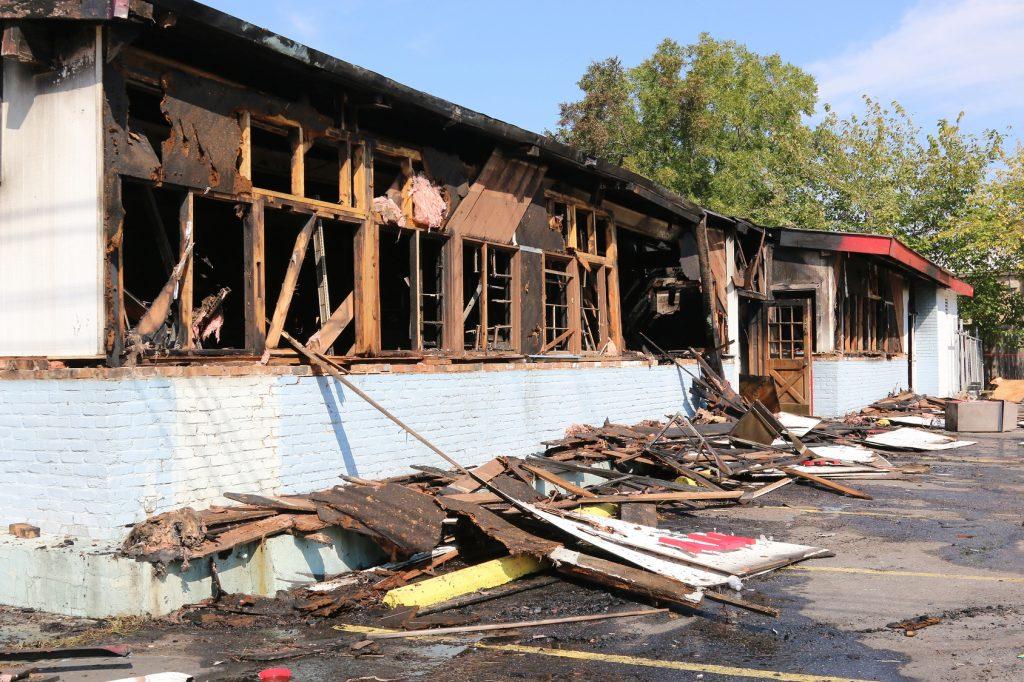 Commercial Restoration - Bakersfield CA