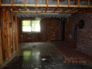 Water Damage - tear down - tear out - commercial or residential