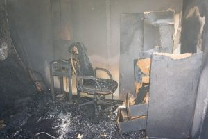 fire damage restoration in Coeur d'Alene, ID by South Pacific Environmental in Priest River, ID