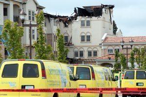 Fire Damage Restoration in Cranford, NJ