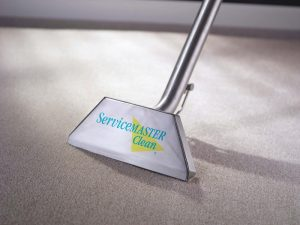 carpet cleaning by ServiceMaster in Derry, NH