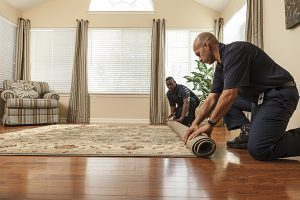 Commercial Carpet Cleaning ServiceMaster by Alpha Restoration
