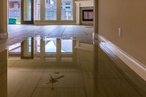 water damage cleanup and restoration services in Dover, NH