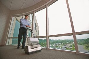 Commercial carpet cleaning in Dover, NH