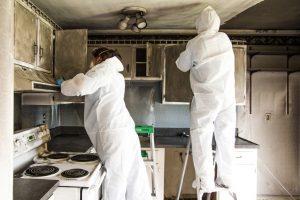 Biohazard cleaning in Duluth, MN by Dryco Restoration Services
