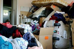 hoarding cleaning is needed in this Duluth, MN home