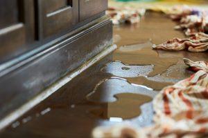 water damage restoration & cleanup in Garland, TX