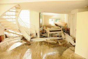 Water Damage Restoration in Greenville, NC