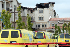 Fire and Smoke Damage Restoration in Gretna, NE 68028