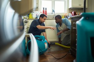 Water Damage Restoration in Guilford and Madison, CT ServiceMaster