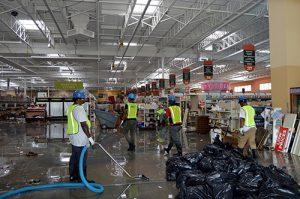 Storm Damage Cleanup Kingwood TX