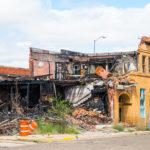 Burned-Commercial-Building