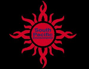 South Pacific Environmental Logo