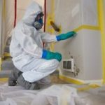 Mold remediation in Macomb, IL by ServiceMaster Cleaning and Restoration
