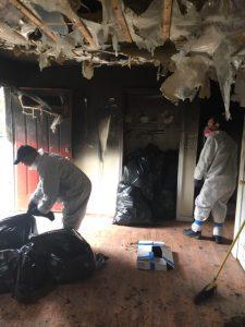 Fire Restoration Home Charlestown RI