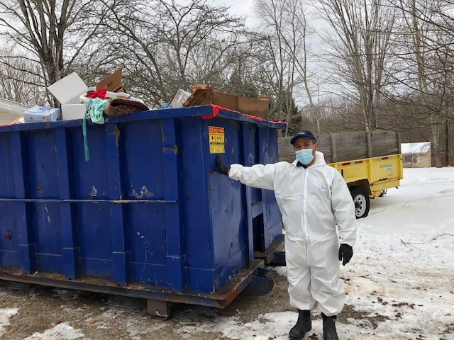 Hoarding Cleanup Norwich CT