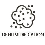 DEHUMIDIFICATION