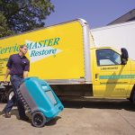 water damage restoration ServiceMaster Old Saybrook