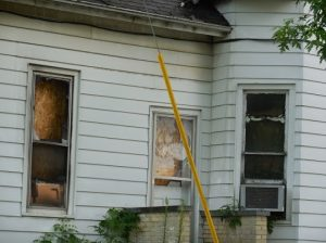 fire and smoke damage restoration and cleanup in Olivehurst, CA by ServiceMaster Cleaning & Restoration
