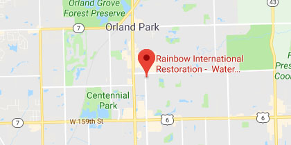 Rainbow International Restoration of South & West Suburbs