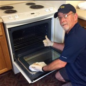 Oven Cleaning ServiceMaster by Mason