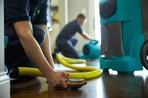 water damage restoration, cleanup, and repair in Quakertown, PA by ServiceMaster of Bux-Mont