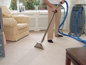 Cleaning carpet professional services