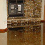 Water damage restoration professional services