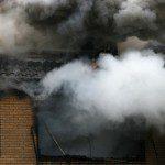 smoke damage cleanup