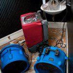 Bathroom Sewage Cleanup