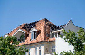 Fire Damage Large Loss