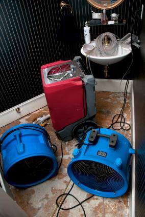 Signs of Bathroom Water Damage
