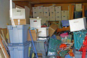 Decluttering Your Garage