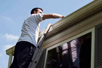 Gutter Cleaning HowTo
