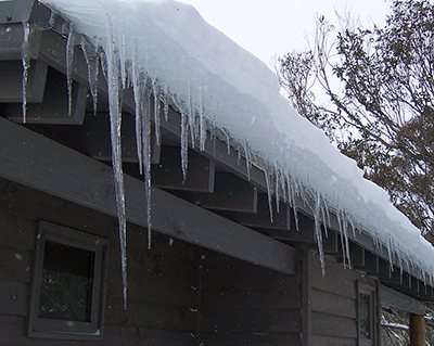 Prevent Ice Dams and Water Damage