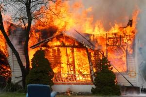 House Fire Damage in Salt Lake UT