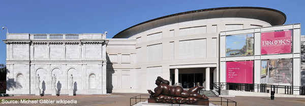 Memphis Brooks Museum of Art in Memphis TN