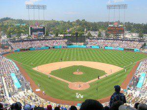 LA California - Dodger Stadium