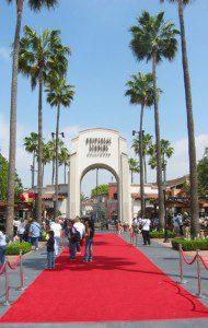 LA California - Universal Studios