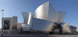 LA California - Walt Disney Concert Hall