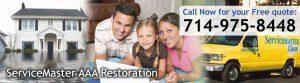 ServiceMaster AAA - Restoration Company - LA California