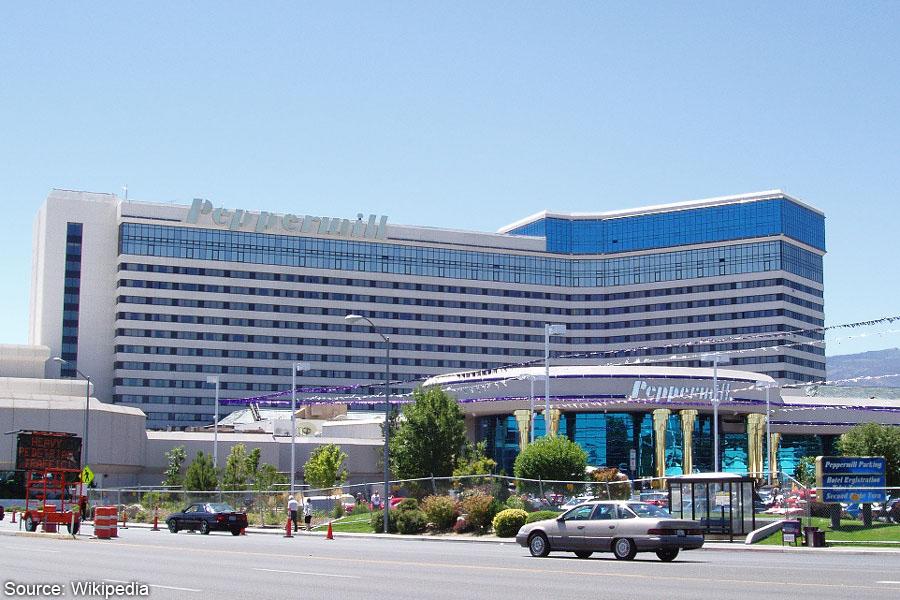 Peppermill Resort-Spa-Casino in Reno NV