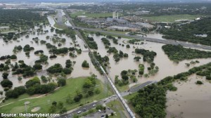 San Antonio TX Flooded