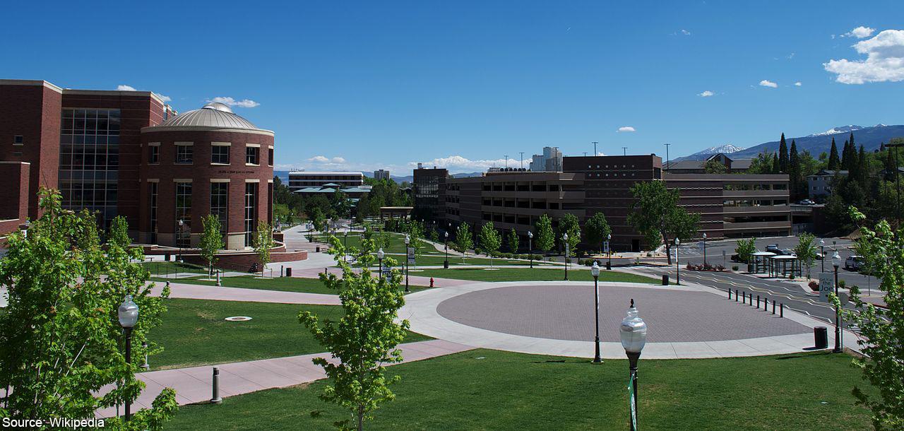 The University of Nevada, Reno Campus North