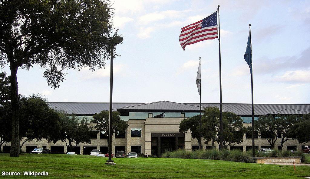 Valero Energy Corp San Antonio TX
