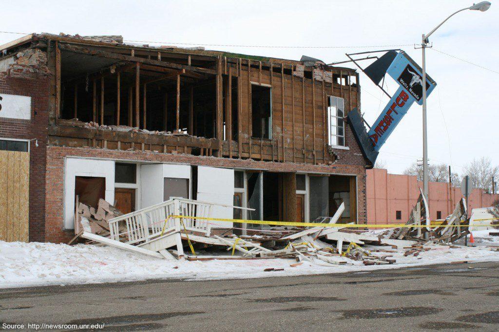 Disaster Restoration in Reno Nevada