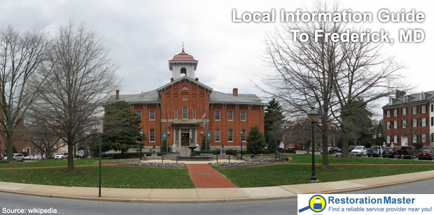 downtown-frederick-md-local-information