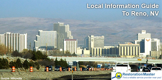 Local Reno Nv Information Things To Do Cleaning