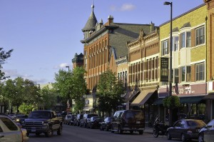 Downtown Northfield MN