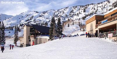 Salt Lake City Skiing Activities